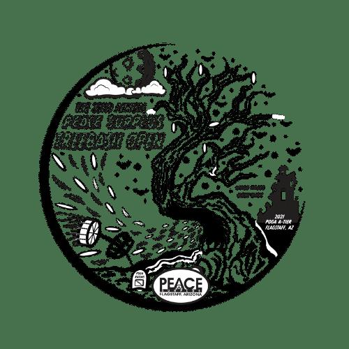 2021 Peace Surplus Treebash Open Disc Golf Tournament